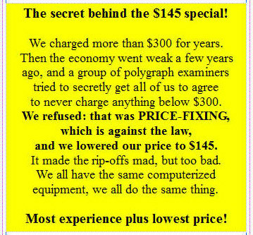 Ventura Polygraph best price guaranteed